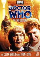Used DVD - Doctor Who Two Doctors