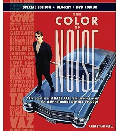Used Blu-ray - Color of noise