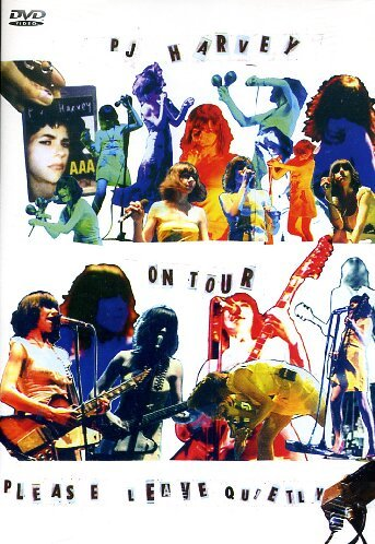 Used DVD - PJ Harvey - On Tour: Please Leave Quietly