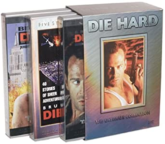 Used DVD - Die Hard - Ultimate Collection