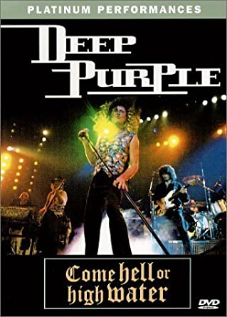 Used DVD - Deep Purple  - Come Hell Or High Water