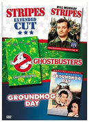 Used DVD - Bill Murray Collection -  Stripes/Ghostbusters/Groundhog Day