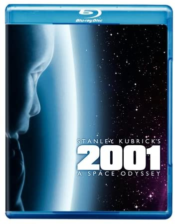 Used Blu-Ray - 2001: A Space Odyssey
