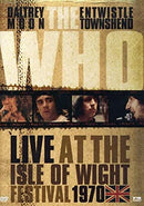 Used DVD - Who - Live At The Isle Of Wight