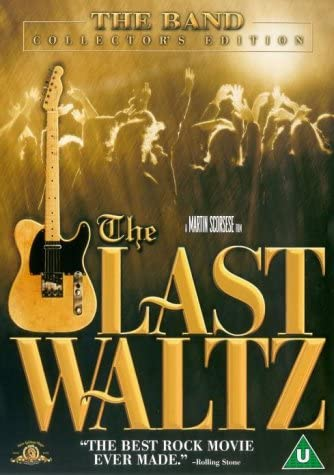 Used DVD - The Band: Last Waltz