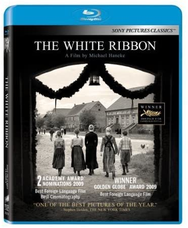 Used Blu-Ray - The White Ribbon (2009)