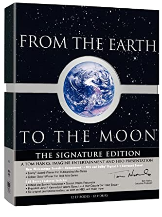 Used DVD - From The Earth To The Moon