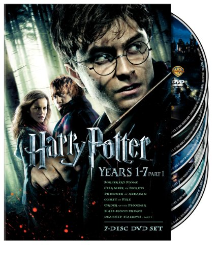 Used DVD - Harry Potter: Years 1-7