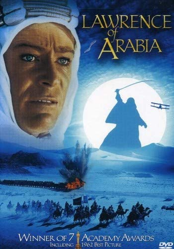 Used DVD - Lawrence Of Arabia