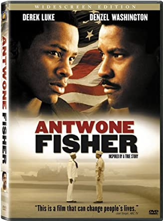 Used Blu-Ray - Antwone Fisher