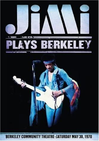 Used DVD - Hendrix*Jimi 1970: Plays Berkeley
