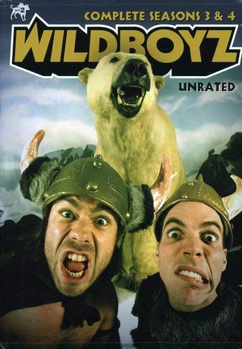 Used DVD - Wildboyz S3/4: Uncensored