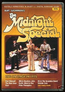 Used DVD - The Midnight Special - 1975