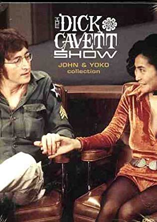 Used DVD - The Dick Cavett Show - John & Yoko Collection