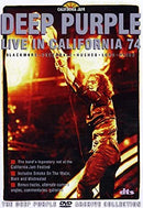 Used DVD - Deep Purple - Live in California 74