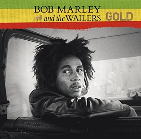 Bob Marley & The Wailers - Gold (Remastered) (NEW CD)