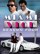 Used DVD - Miami Vice S4