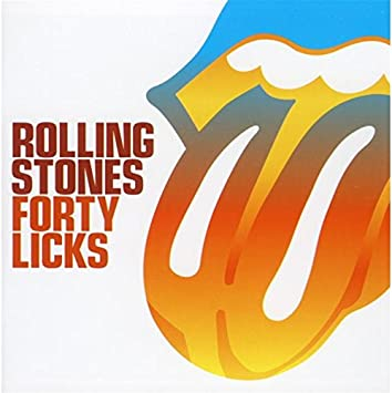 Used CD - Rolling Stones - Forty Licks