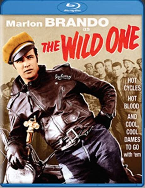 Used Blu-Ray - Wild One