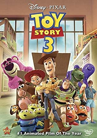 Used DVD - Toy Story 3