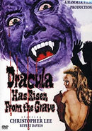 Used DVD - Dracula Has Risen From The Grave