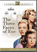 Used DVD - Three Faces Of Eve