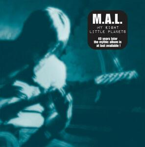 M.A.L. - My Eight Little Planets (New Vinyl)
