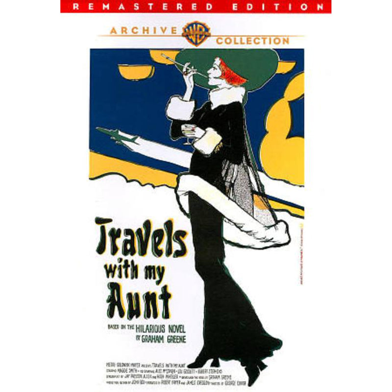 Used DVD - Travels with My Aunt