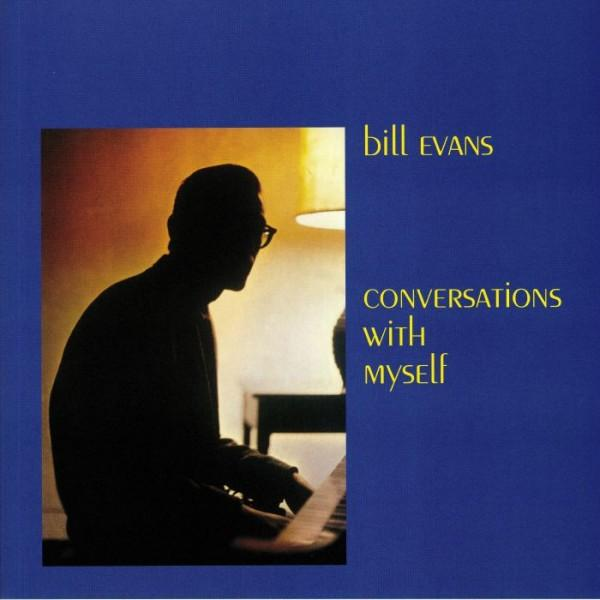 Bill Evans - Conversations W/Myself (New Vinyl)