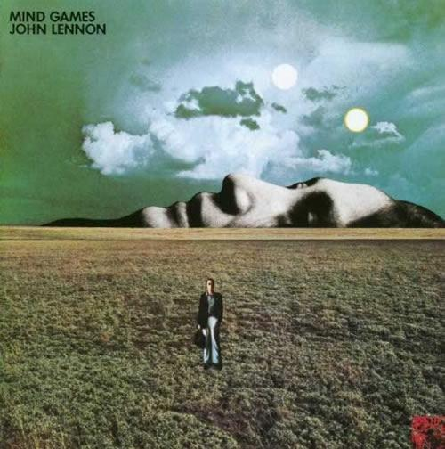 John Lennon - Mind Games (180g) (New Vinyl)