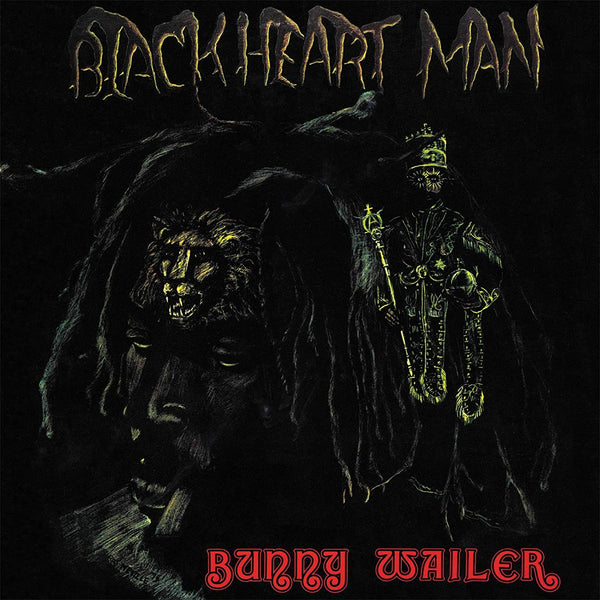 Bunny Wailer - Blackheart Man (New Vinyl)