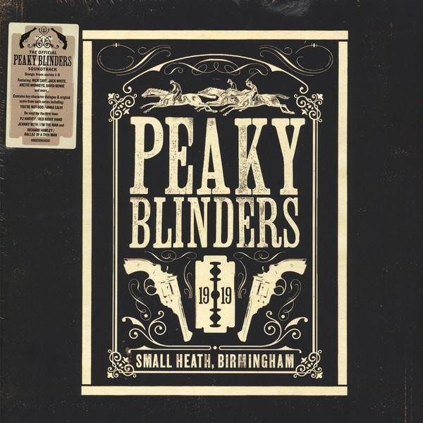 Various - Peaky Blinders Series 1-5 (Ost (New Vinyl)
