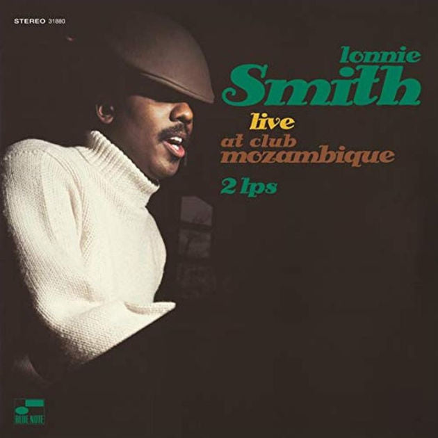 Lonnie Smith - Live At Club Mozambique (New Vinyl)