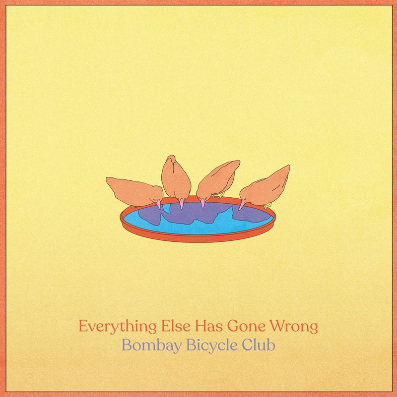 Bombay Bicycle Club - Everything Else Has Gone Wrong (New Vinyl)