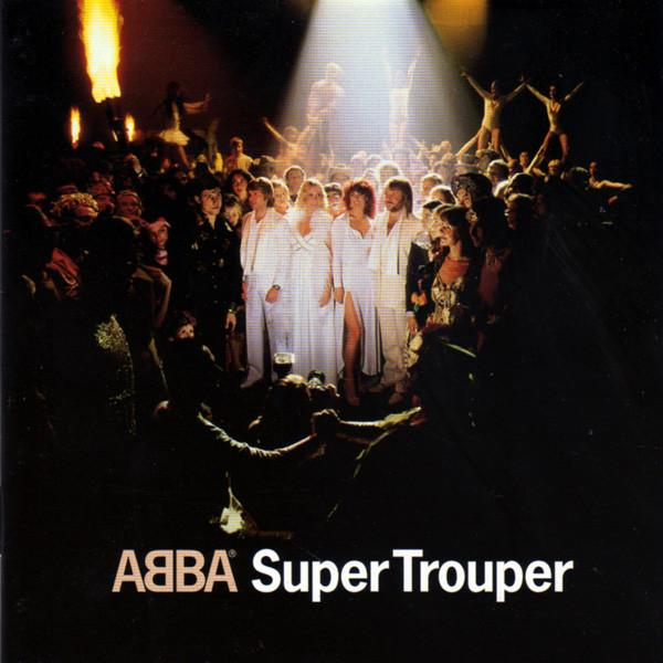 Abba - Super Trouper (New Vinyl)