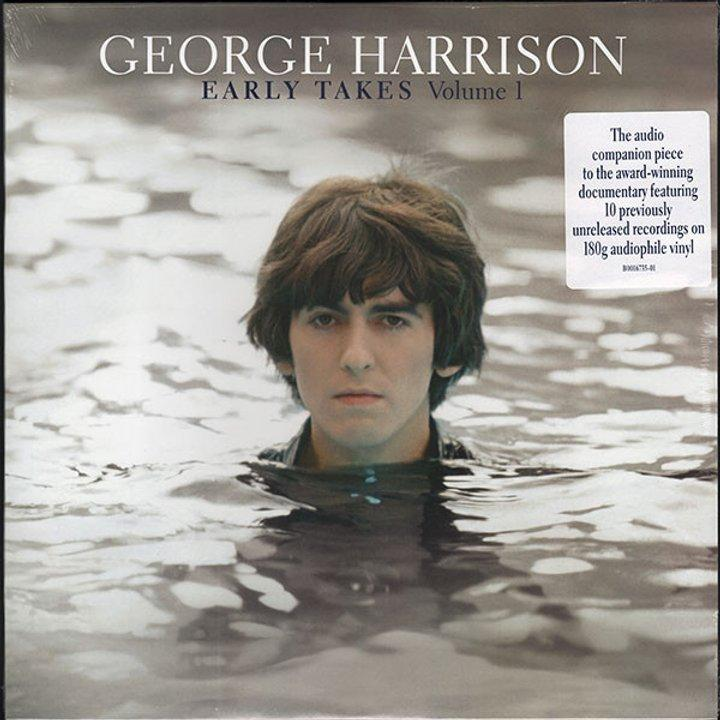 George Harrison - V1 Early Takes (New Vinyl)