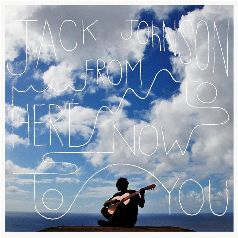 Jack Johnson - From Here To Now To You (New Vinyl)