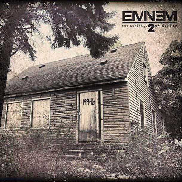 Eminem - V2 Marshall Mathers Lp (New Vinyl)