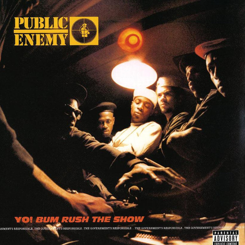 Public Enemy - Yo! Bum Rush The Show (New Vinyl)