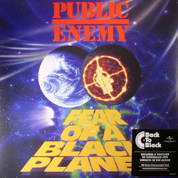 Public Enemy - Fear Of A Black Planet (New Vinyl)