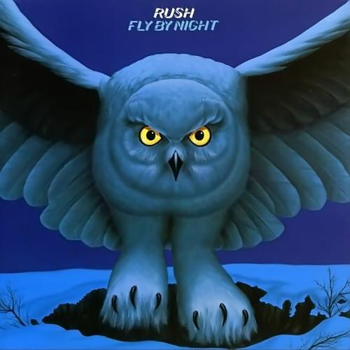 Rush - Fly By Night (New Vinyl)