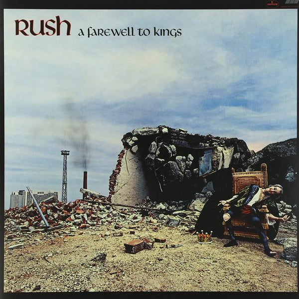 Rush - A Farewell To Kings (200G) (New Vinyl)