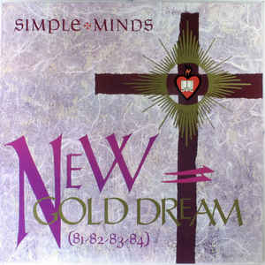 Simple Minds - New Gold Dream(81-82-83-84) (New Vinyl)