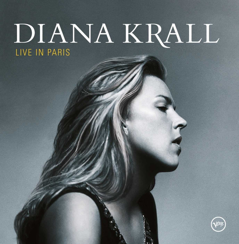 Diana Krall - Live In Paris (New Vinyl)