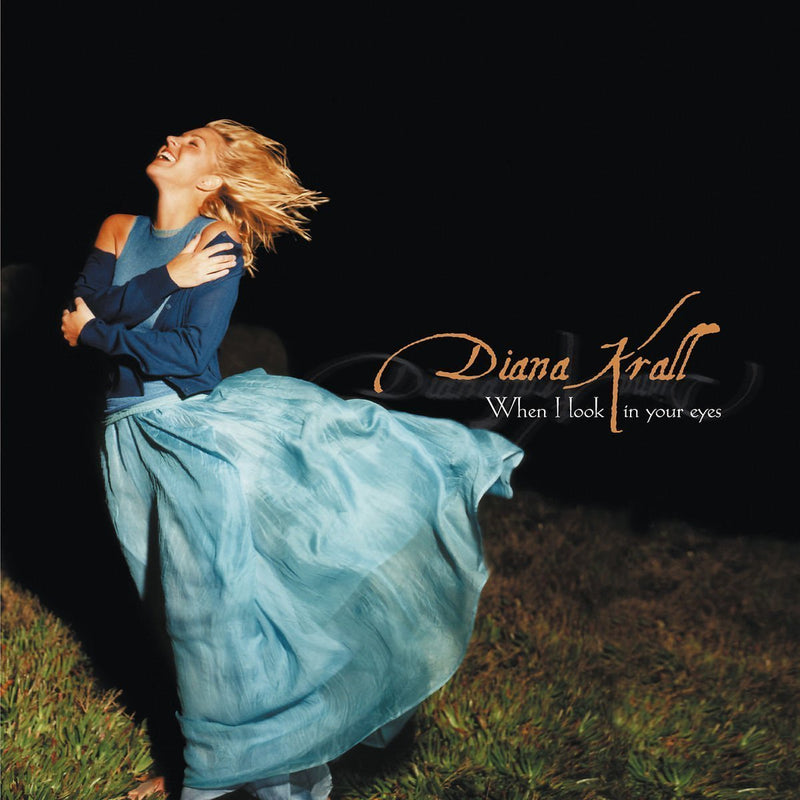 Diana Krall - When I Look In Your Eyes (New Vinyl)