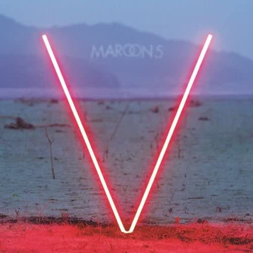 Maroon 5 - V (Red) (New Vinyl)