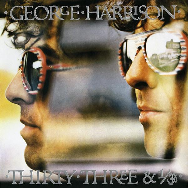 George Harrison - Thirty Three & 1/3 (New Vinyl)