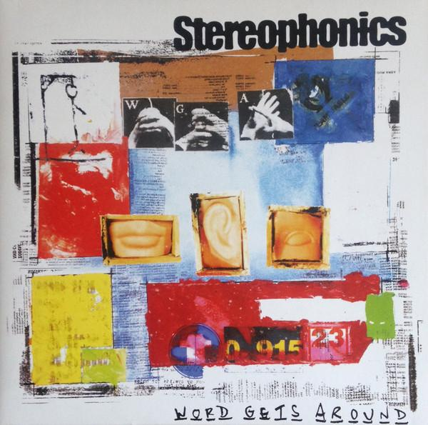 Stereophonics - Word Gets Around (New Vinyl)