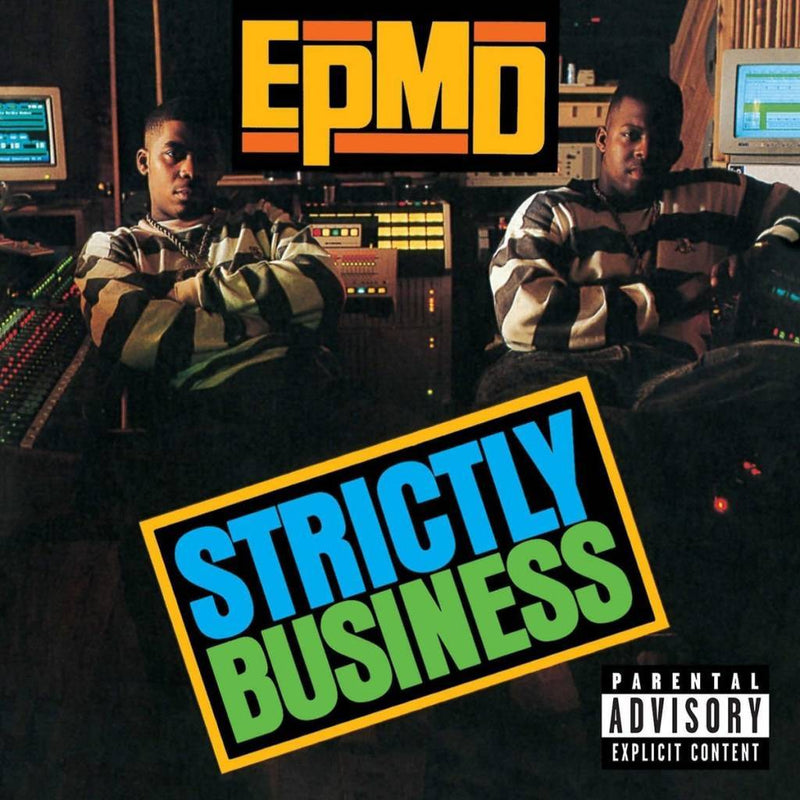 Epmd - Strictly Business (New Vinyl)