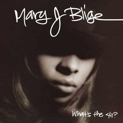 Mary J. Blige - Whats The 411? (New Vinyl)